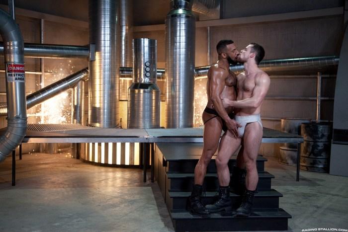 Kurtis Wolfe Gay Porn Jay Landford Bareback Sex Raw Power