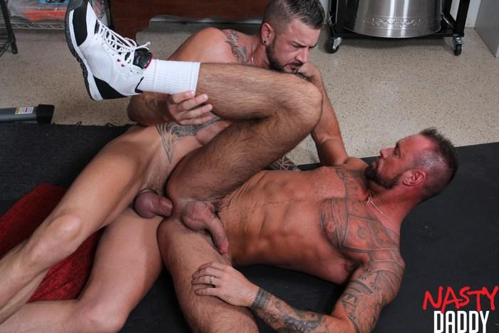 Michael Roman Gay Porn Dolf Dietrich Muscle Daddy Bareback Sex