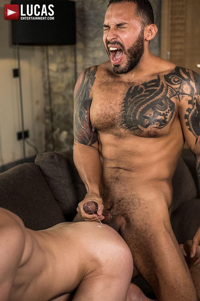 Ruslan Angelo Gay Porn Viktor Rom Bareback Sex