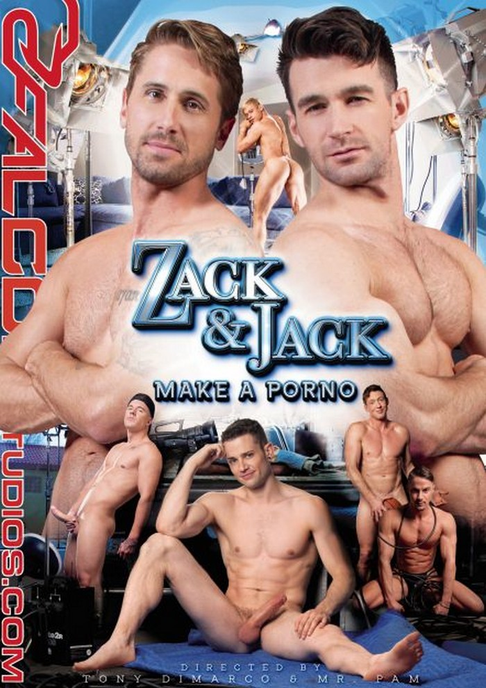 Zack And Jack Make A Porno Gay Porn