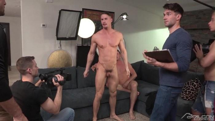 jack and mira make a porno
