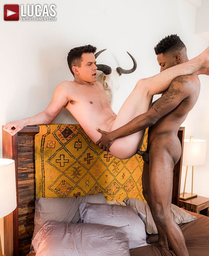 Bama Romello Gay Porn Dakota Payne Bareback Interracial Sex
