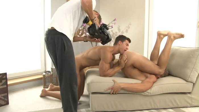 BelAmi Gay Porn Behind The Scenes Kris Evans Christian Lundgren