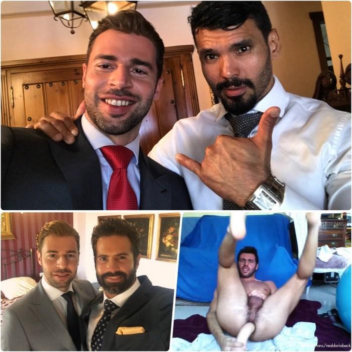 Dario Beck Gay Porn Behind The Scenes Jean Franko Dani Robles Menatplay Suit