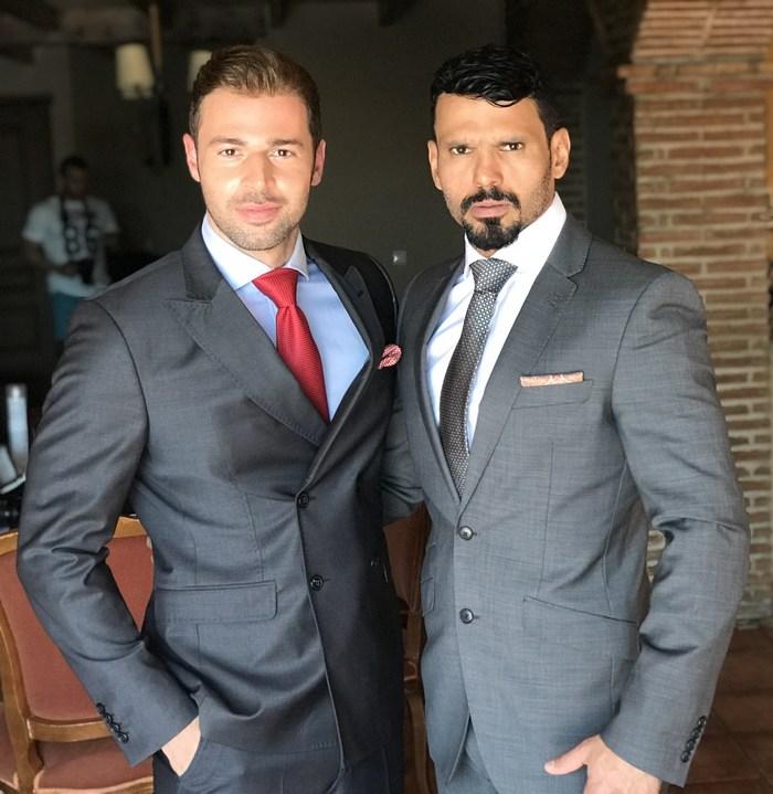 Dario Beck Gay Porn Jean Franko Business Suit Menatplay