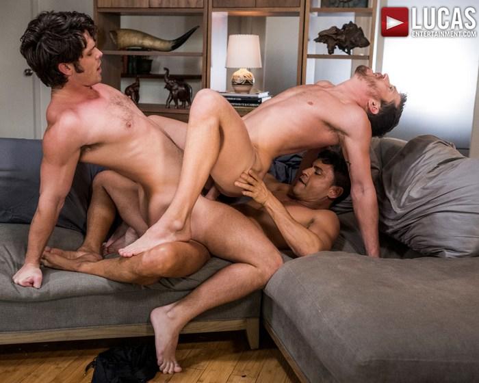 Devin Franco Gay Porn Rafael Carreras Shawn Andrews Bareback Sex