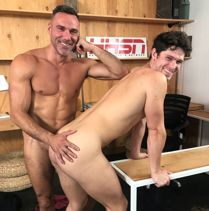 Devin Franco Manuel Skye Gay Porn Behind The Scenes Hot House