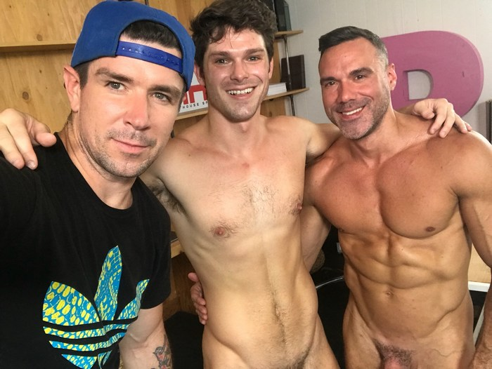 Devin Franco Manuel Skye Trenton Ducati Gay Porn Behind The Scenes Hot House