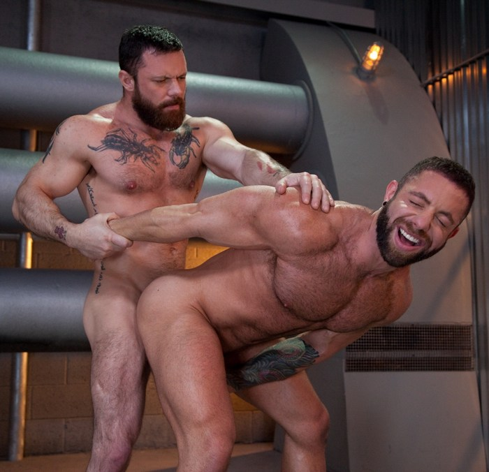 Eddy CeeTee Gay Porn Sergeant Miles Muscle Hunk