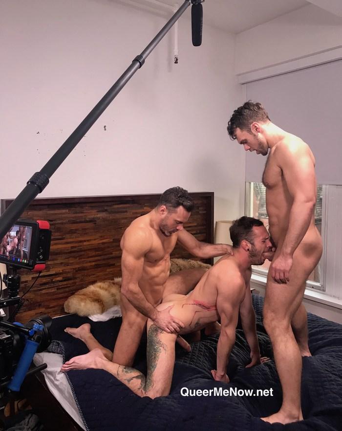 Gay Porn Behind The Scenes Manuel Skye Drake Rogers Blaze Austin Bareback Sex