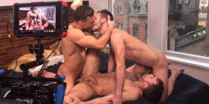 Gay Porn Behind The Scenes Manuel Skye Drake Rogers Blaze Austin XXX