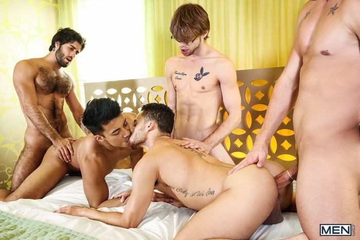 Gay Porn Orgy Diego Sans Ken Ott JJ Knight Beaux Banks Dalton Briggs
