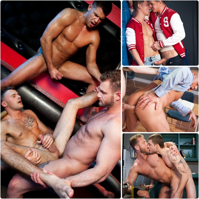 Gay Porn The Slutty Professor Ace Era Bruce Beckham Dave Slick JJ Knight Danny Montero Justin Brody Tyler Roberts