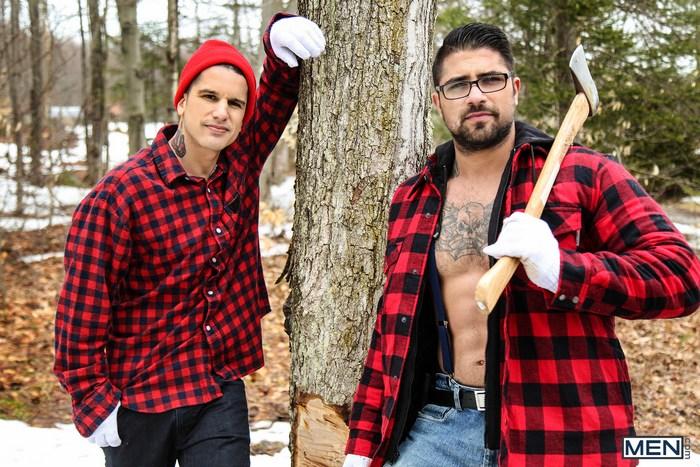 Ryan Bones Gay Porn Pierre Fitch Lumbersexuals