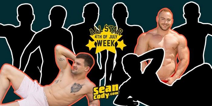 Sean Cody Gay Porn All Star 4th of July Week