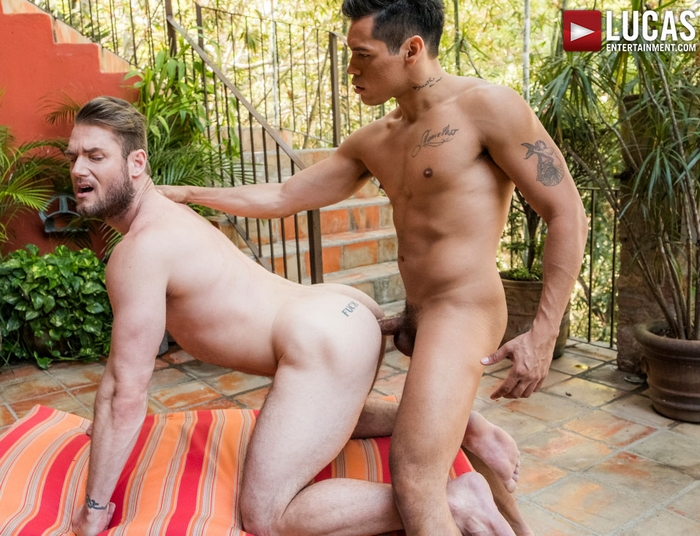 Ace Era Muscle Bottom Gay Porn Alejandro Castillo Bareback Sex