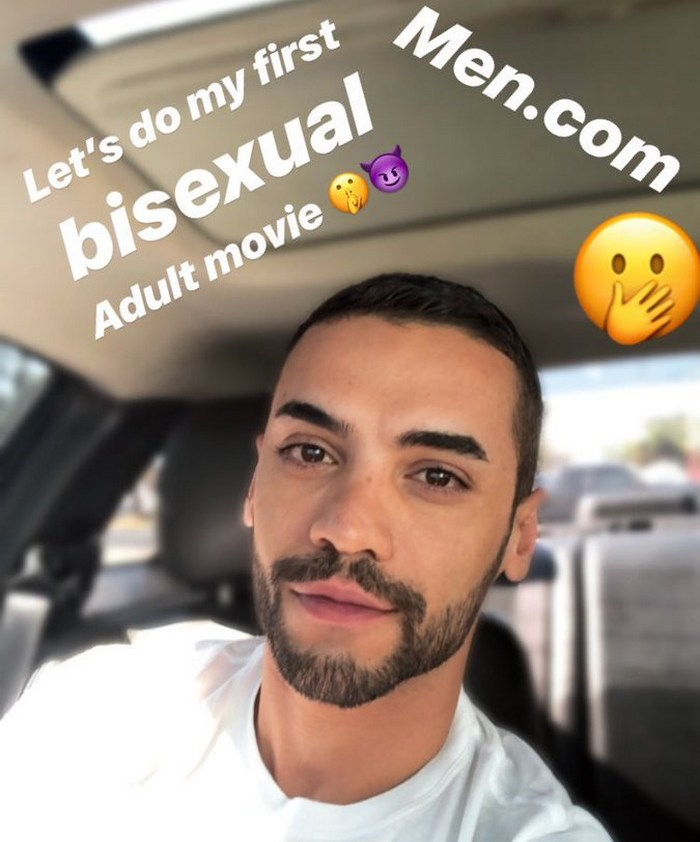Arad Winwin Gay Porn Star Bisexual Sex Men Dot Com