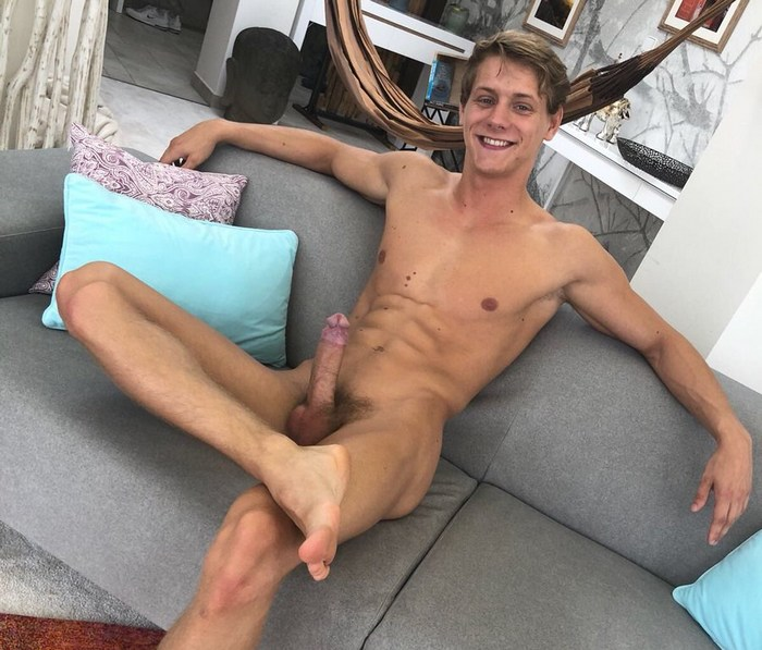 BelAmi Gay Porn Stars Behind The Scenes Prague