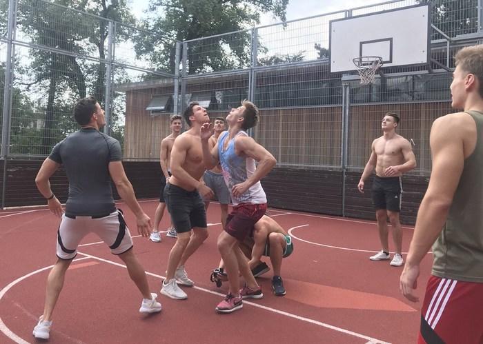 BelAmi Summer In Prague Gay Porn Stars Muscle Jock