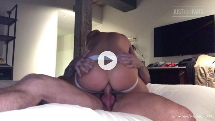 Billy Santoro Gay Porn Bareback Sex JustForFans