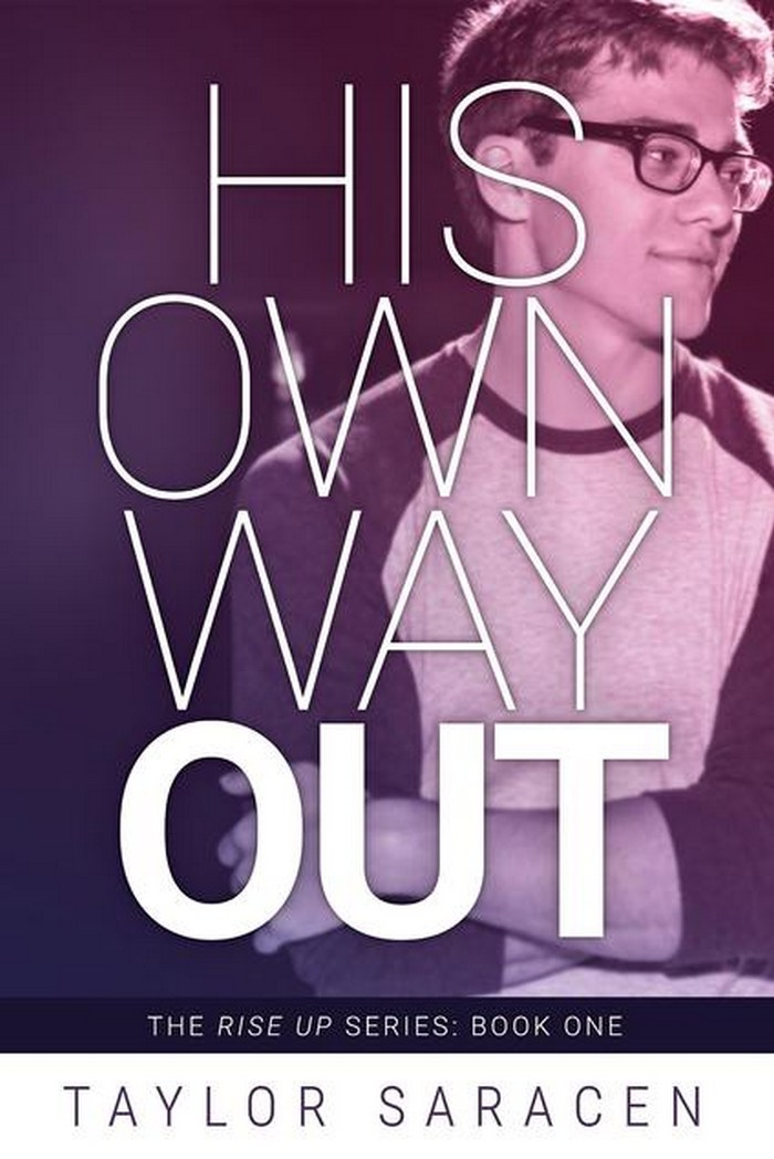 Blake Mitchell Book His Own Way Out Taylor Saracen