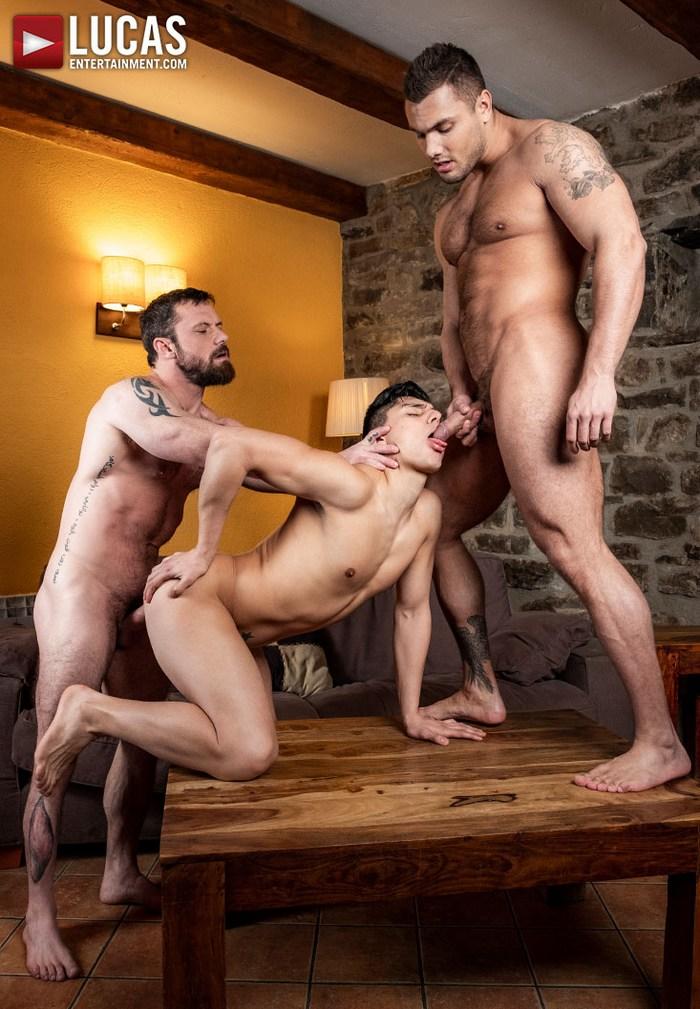 Brock Magnus Gay Porn Sergeant Miles Ken Summers Muscle Hunk Bareback Sex