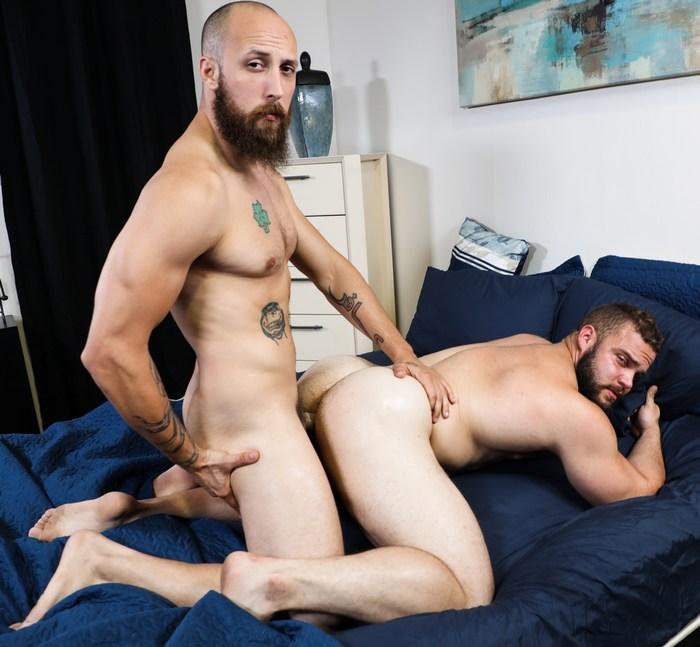 Buck Carter Dax Carter Gay Porn Bubble Butt Dustin Steele Bareback Sex