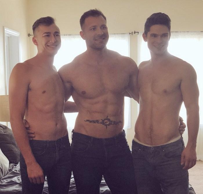 Devin Franco Austin Wolf Zander Lane Gay Porn
