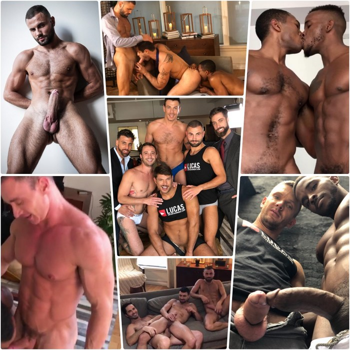 Gay Porn Behind The Scenes LucasEnt Naked Gay Porn Stars New York 2018