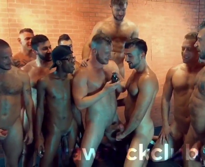 Gay Porn Propose Engagement Brian Bonds Mason Lear Gang Bang Bareback RawFuckClub