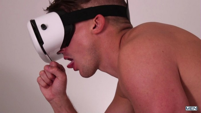 Gay Porn Virtual Fuck VR Sex Theo Ross Jake Porter