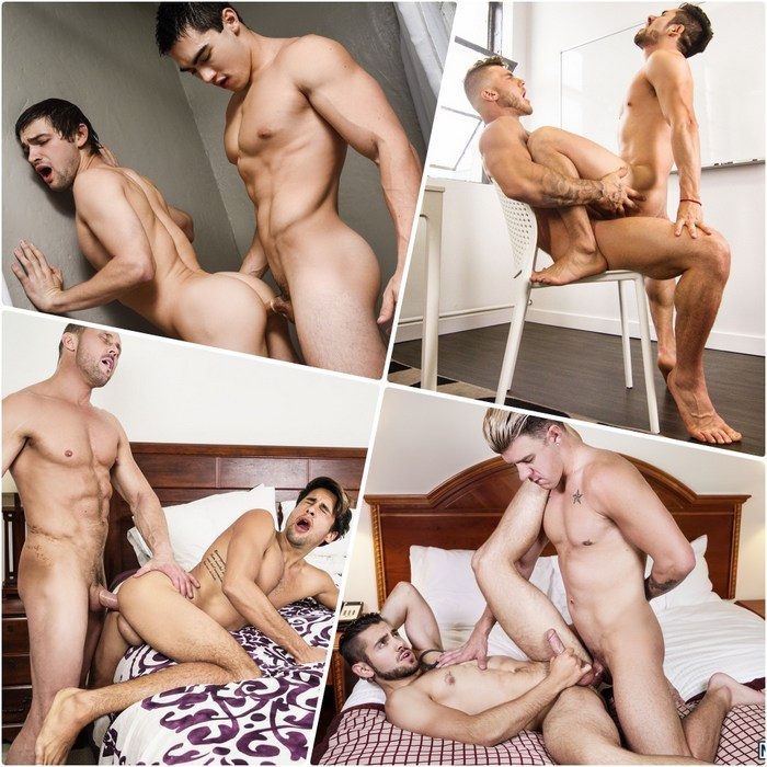 Gay Porn William Seed Derek Allan Johnny Rapid Dante Colle JJ Knight Axel Kane Myles Landon Titus