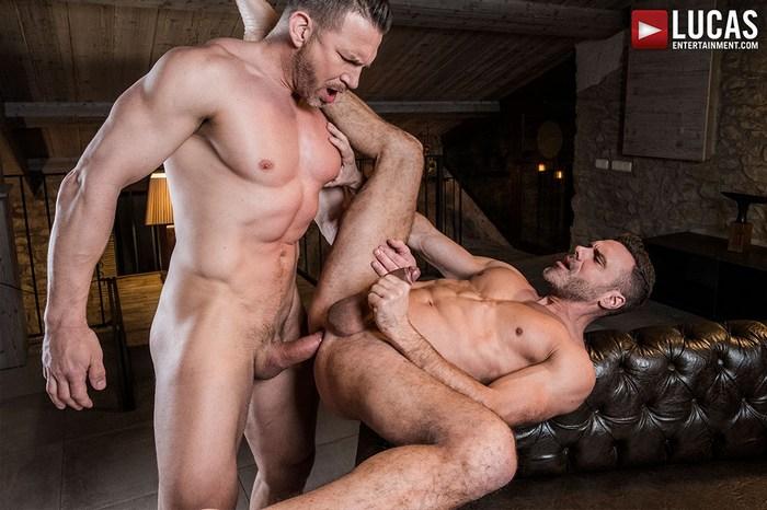 Manuel Skye Tomas Brand Gay Porn Muscle Daddy Bareback Sex