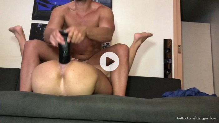 Matt  Steve Ozgymboys Hot Gay Couple Fisting And -8252