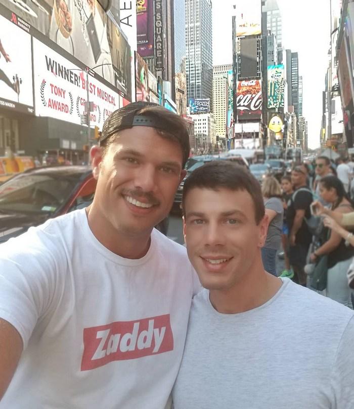Tyler Roberts Jesse Santana Gay Porn Couple