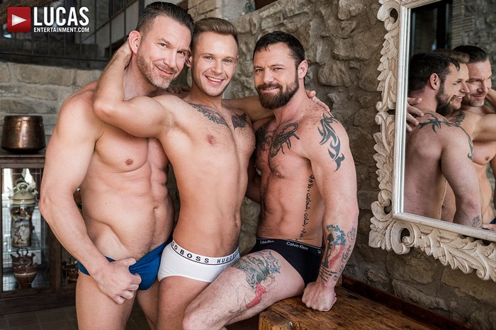 Yuri Orlov Gay Porn Sergeant Miles Tomas Brand Muscle Hunk Bareback Sex