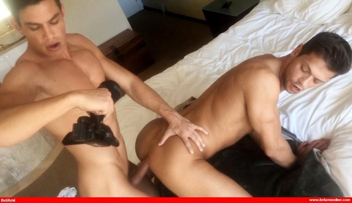 Adam Archuleta BelAmi Rhys Jagger Gay Porn POV