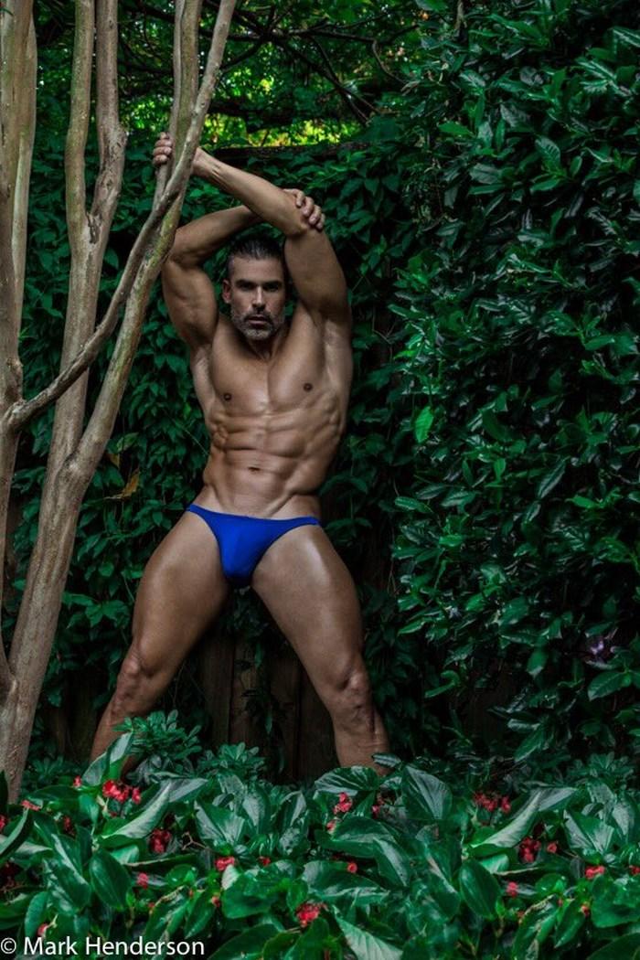DO Dionisio Heiderscheid Gay Porn Star Muscle Hunk Daddy Naked
