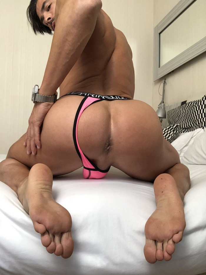 DO Dionisio Heiderscheid Gay Porn Star Muscle Hunk Daddy Naked Butt Hole
