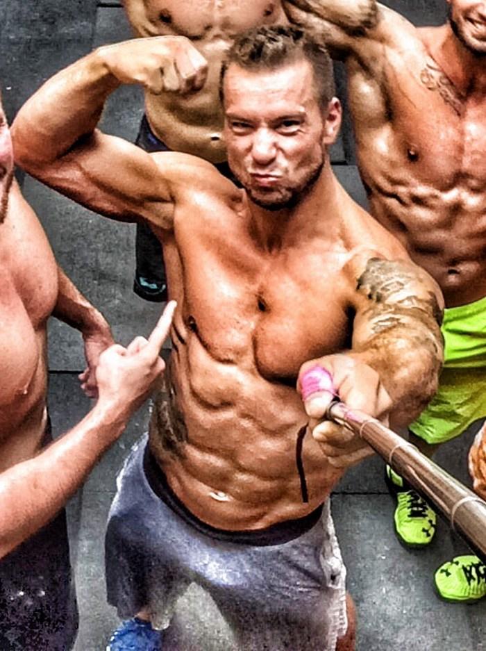 Filip Trojovsky Crossfit Muscle Hunk Tommy Hansen BelAmi Gay Porn Star