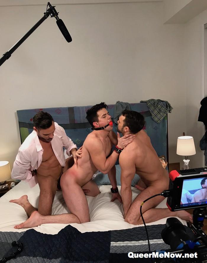 Gay Porn Behind The Scenes Manuel Skye Dakota Payne Blaze Austin