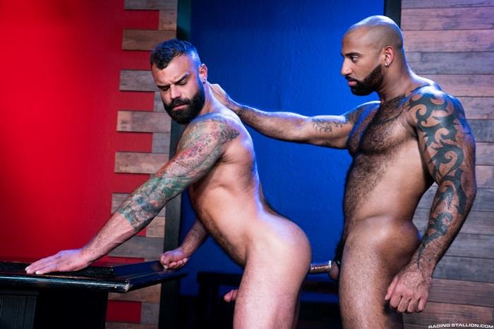 Gay Porn Daymin Voss Drake Masters Furgasm