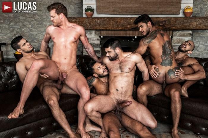 Gay Porn Orgy Rico Marlon Diego Lauzen Wagner Vittoria Viktor Rom Louis Ricaute Konrad Cummings
