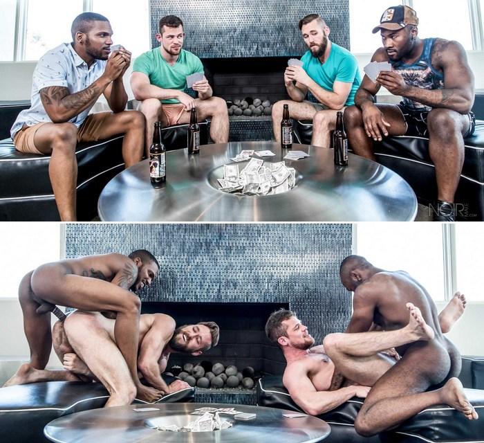 Gay Porn Strip Poker Orgy Kurtis Wolfe Noah Donovan Ziggy Banks Aaron Reese NoirMale