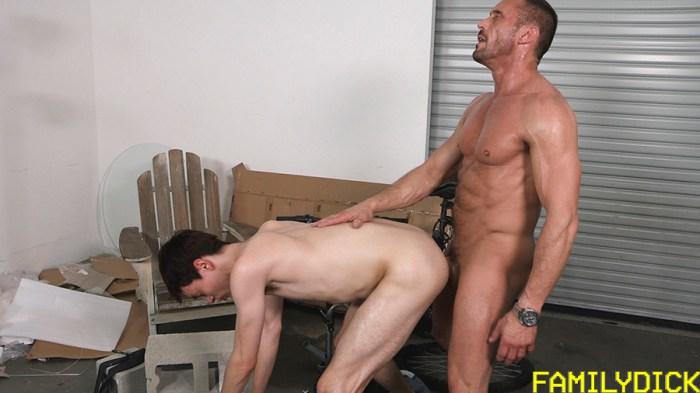 Myles Landon Gay Porn FamilyDick Fuck Stepson