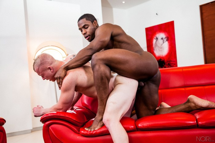 Nasty homo suck and ride anally a large prick