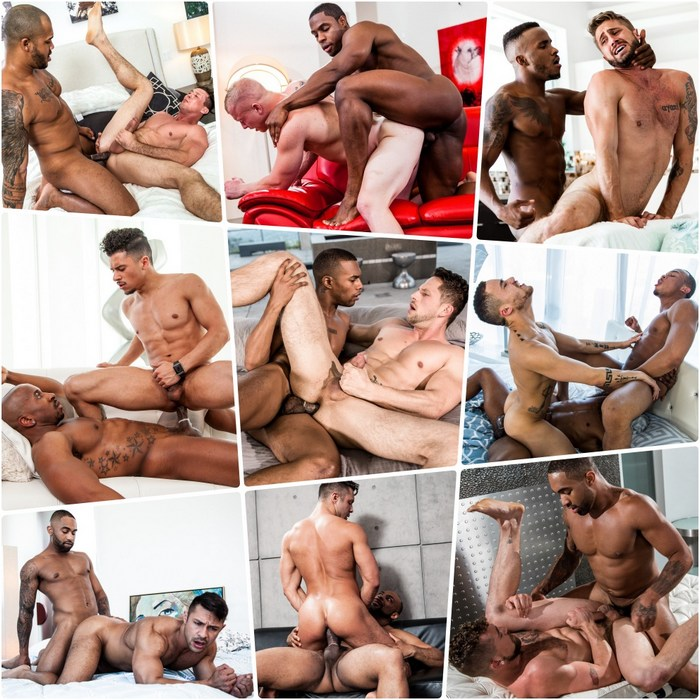 Gay interrazziale gay porno