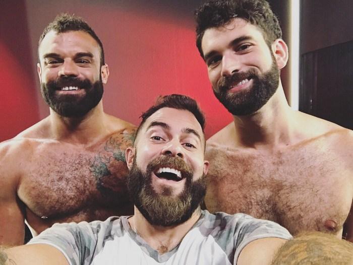 Erotic gay men fucking
