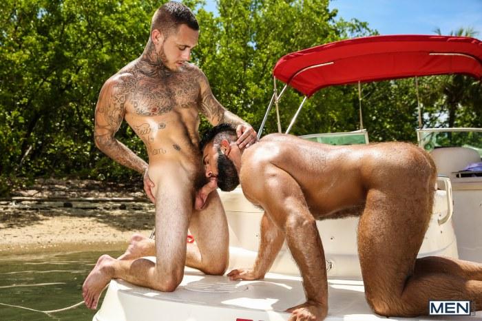 Steve Roman Gay Porn Brian Michaels Outdoor Sex