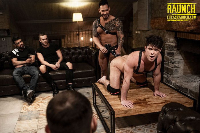 Viktor Rom Fist Devin Franco Gay Porn